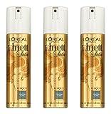 L'Oréal Paris Elnett Fixation Forte 150 ml - Lot de 3