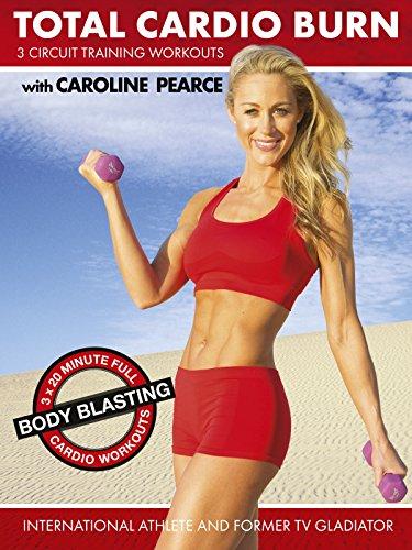 Total Cardio Burn (3 x Circuit Training Workouts) by Caroline Pearce [OV] -