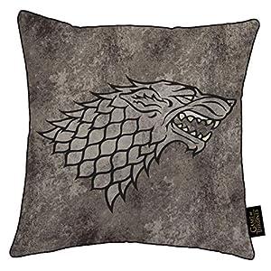 Juego de Tronos - Cojin de la casa Stark de 40 x 40 cm 5