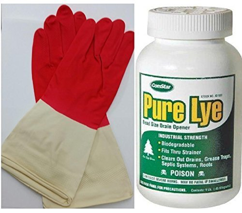 pure-lye-drain-opener-1-lb-3-with-a-pair-of-safety-gloves-by-comstar