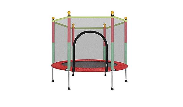con manico per allenamento al corpo e per allenamento cardio. portata dinamica 50 kg Trampolino pieghevole rotondo per bambini per adulti e bambini Kaibrite