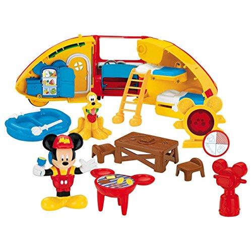 MATTEL Le Camping Car de Mickey