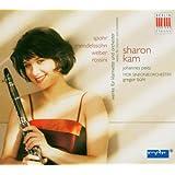 Mendelssohn, Spohr, Rossini & Weber: Works for Clarinet and Orchestra