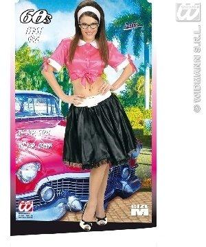 Girl Jahre Kostüm 50er - Kostüm 50er Jahre Twist Girl Gr. M