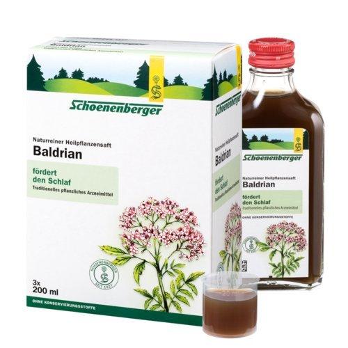 BALDRIAN SAFT Schoenenberger Heilpflanzensäfte 600 ml Saft