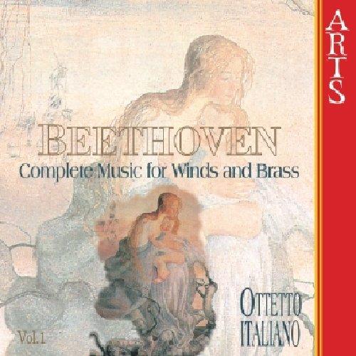 BEETHOVEN - Oeuvres intégrales pour instruments à vents et cuivres - Vol. 1