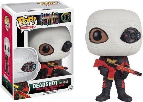 funko pop suicide squad FunKo 8360 No Actionfigur Suicide Squad: Deadshot Masked