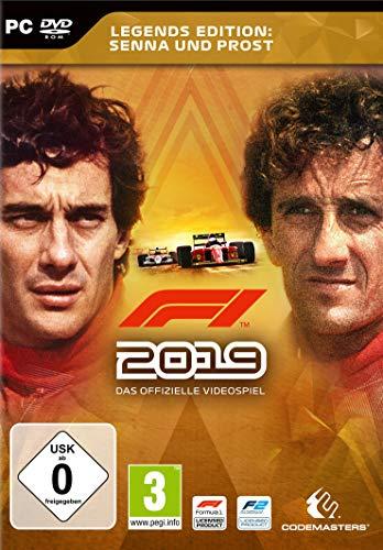 F1 2019 Legends Edition (PC)