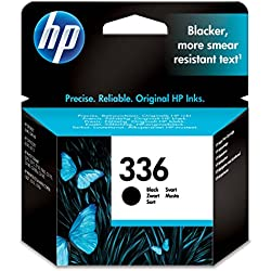 HP 336 - Cartucho de tinta original negro, color negro
