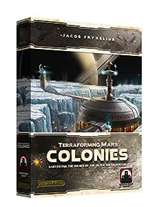 Stronghold Games STG07203 Mars: The Colonies - Juego de Mesa (Contenido en alemán)