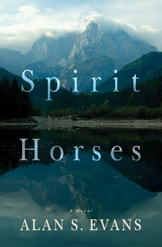 Spirit Horses by Alan S. Evans