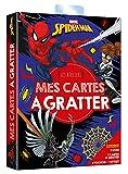 SPIDER-MAN - Les Ateliers Disney - pochette - Cartes à gratter: Marvel Spider-Man...