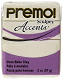 #8: Sculpey Premo ACCENTS 2oz PEARL 5101