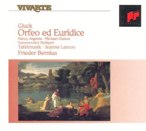 Gluck:Orphee Et Euridice [Import anglais]