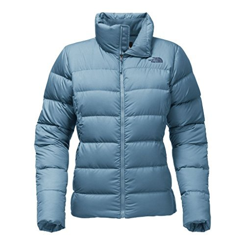 The North Face womens NUPTSE JACKET NF0A33P9UBP_XL - PROVINCIAL BLUE (North Face Womens Nuptse Jacket)