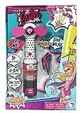 Markwins Barbie Princess Geschenk-Set, 1er Pack (Nagel-Ventilator und Nagellack-Set)