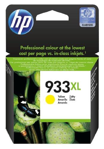 HP CN056AE BGX Gelb Original Druckerpatronen mit hoher Reichweite für HP - Hp Drucker-tinte 933xl