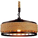 Luce da soffitto, rétro ferro industriale Vintage Loft luce a soffitto lampadario Ciondolo lampada attrezzatura