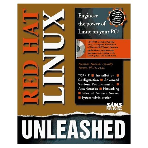 Red Hat Linux Unleashed by Kamran Husain (1996-06-01)