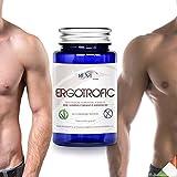 HMB Rush - Suplemento deportivo para ganar masa muscular de HMB en pastillas, con Ginseng coreano, L-Arginina, L-Ornitina. El mejor para aumentar la fuerza del musculo y la masa magra