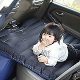LLP LM Letto gonfiabile auto Letti di viaggi Basi di automobile Materasso di aria auto Materasso posteriore veicolo Gonfiatore incorporato