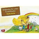 Kamishibai Bildkartenset Die Schöpfungsgeschichte.Wie