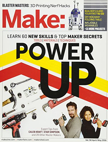Make: Power Up: 50