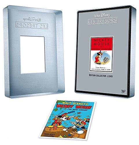 Mickey Mouse, les années couleur - 1ère partie : les années 1935 à 1938 [Édition Collector]