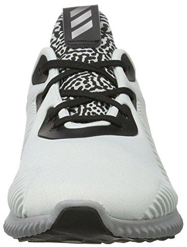 Adidas, Scarpe Da Ginnastica Per Esterni Da Donna Grigio Chiaro Grigio 37 Bianco / Grigio