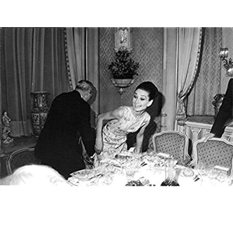 Audrey Hepburn in movie