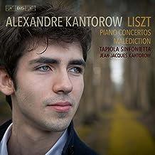 Liszt Piano Concertos