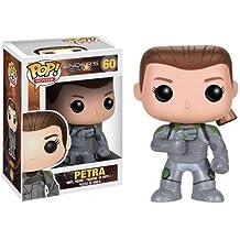 Juego de Ender Pop Petra vinilo figura nueva juguetes Funko detallada Cool Movie Kids, #