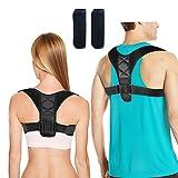 Epaule Posture Correcteur Réglable Brace Support Dorsal de...