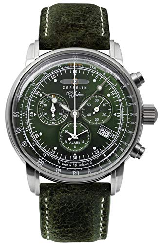 Zeppelin Armbanduhr 8680-4 Herrenuhr
