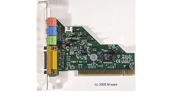 FM801 PCI TREIBER WINDOWS 10