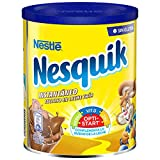 #9: Nesquik Nestle Gluten Free Chocolate Flavoured Health Drink Powder, 400G