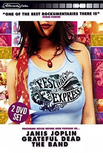 Festival Express - Janis Joplin, Grateful Dead, The Band (2 DVDs)