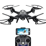 Drone with Camera, Holy Stone FPV Drone with 720P HD WIFI Live Video