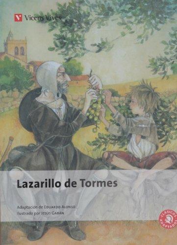 El Lazarillo De Tormes (Clásicos Adaptados)