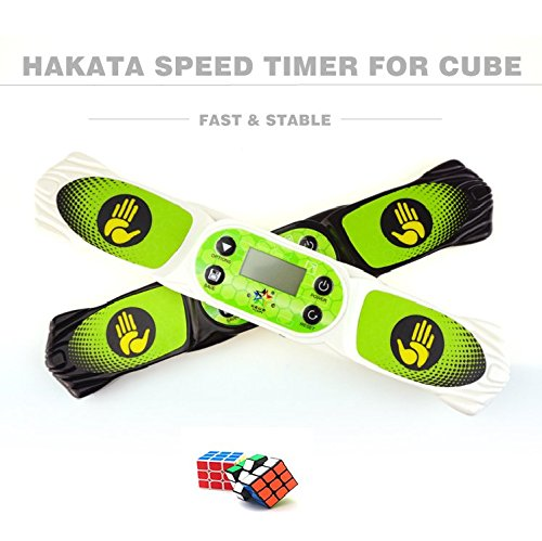 HAKATA Speed Timer for Rubik's Magic Cube and Sport Stacking