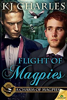 Flight of Magpies (A Charm of Magpies Book 3) (English Edition) von [Charles, KJ]