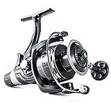 Best Baitrunner Reels - Supertrip IFR6000 Pike Carp Reel Baitrunner Spinning Fishing Review