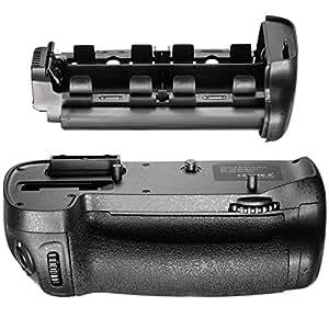 Neewer® Vertikaler Batterie-Griff Ersatz für MB-D15funktioniert mit EN-EL15Akku oder 6Stück AA-Batterien für Nikon D7100D7200Digital SLR Kamera