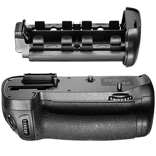 Digitale Slr-kamera-batterie (Neewer® Vertikaler Batterie-Griff Ersatz für MB-D15funktioniert mit EN-EL15Akku oder 6Stück AA-Batterien für Nikon D7100D7200Digital SLR Kamera)