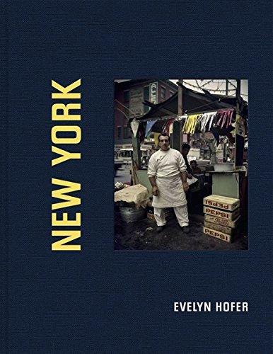 Evelyn Hofer: New York por Evelyn Hofer