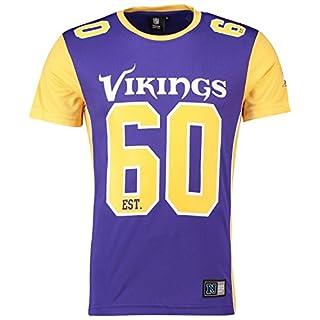 Majestic NFL Mesh Polyester Jersey Shirt - Minnesota Vikings