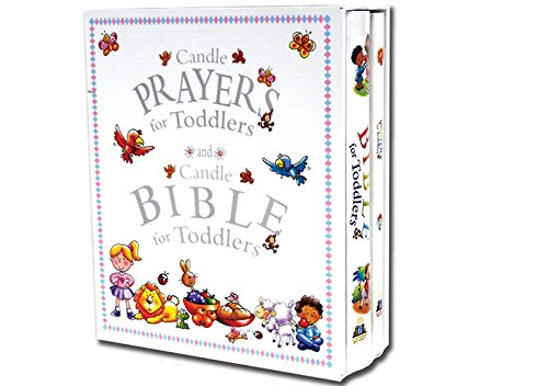 Candle Prayers for Toddlers/Candle Bible for Toddlers