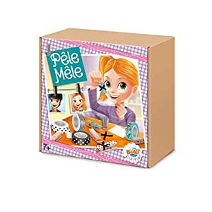 buki france 5204 kit de loisirs cr atifs p le m le jeux et jouets. Black Bedroom Furniture Sets. Home Design Ideas