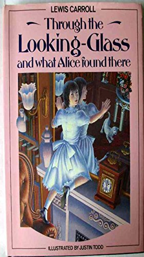 through-the-looking-glass-and-what-alice-found-there-annotated-english-edition