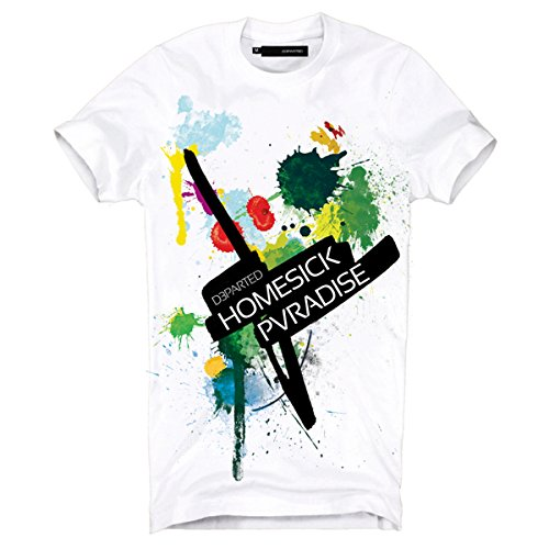 "DEPARTED Fashion Shirt ""3480-020"" Weiß"